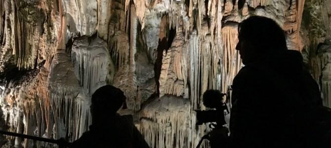 Adventure Trekking in Postojna Cave, Slovenia