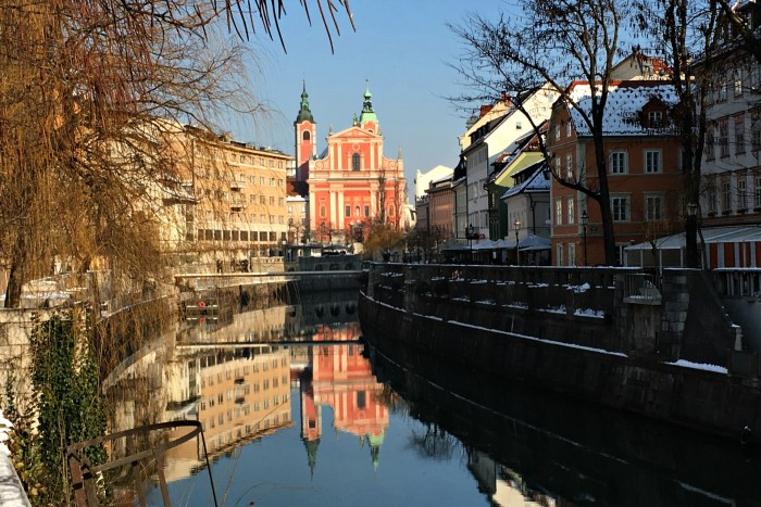 Free Things to Do in Ljubljana, Slovenia in Winter free walking tours