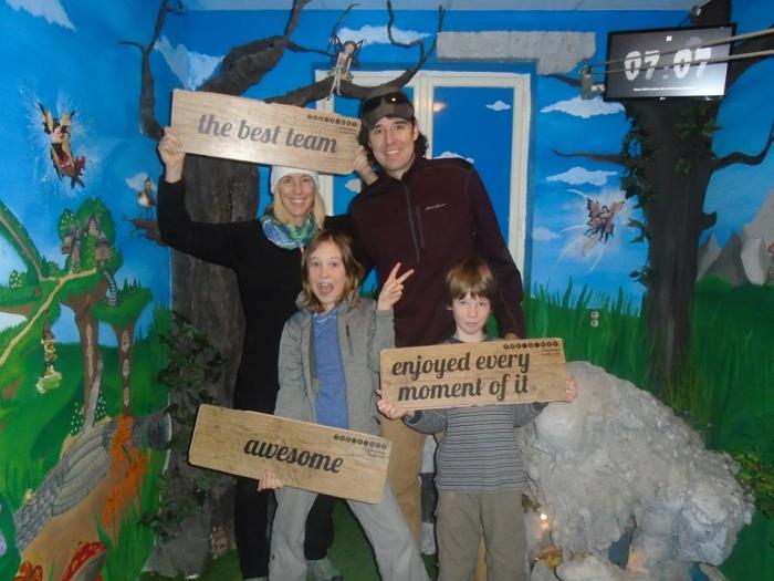 Escape rooms for kids ljubljana