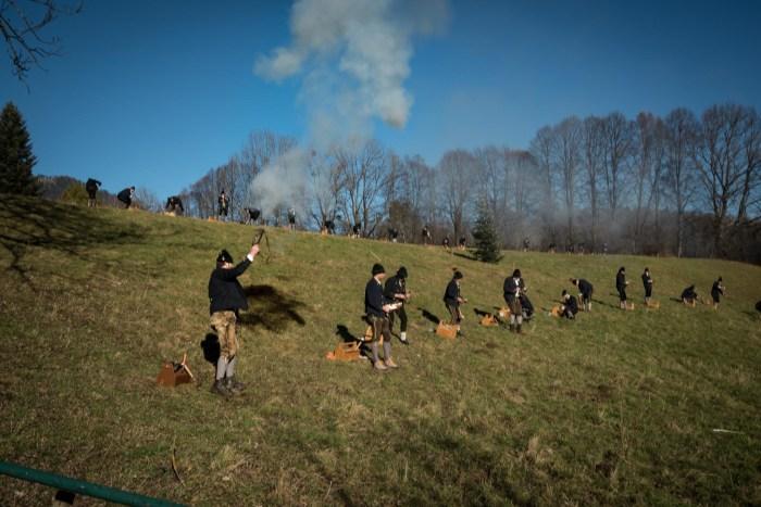 traditional black powder guns