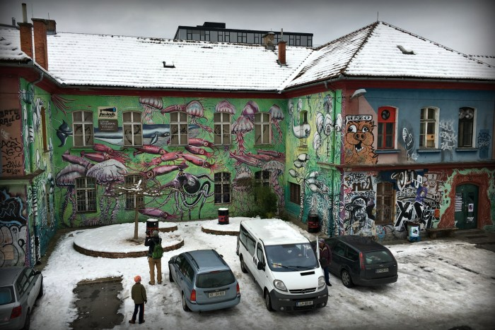 metelkova art in ljubljana
