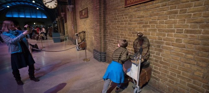 How to Experience Harry Potter's World in London