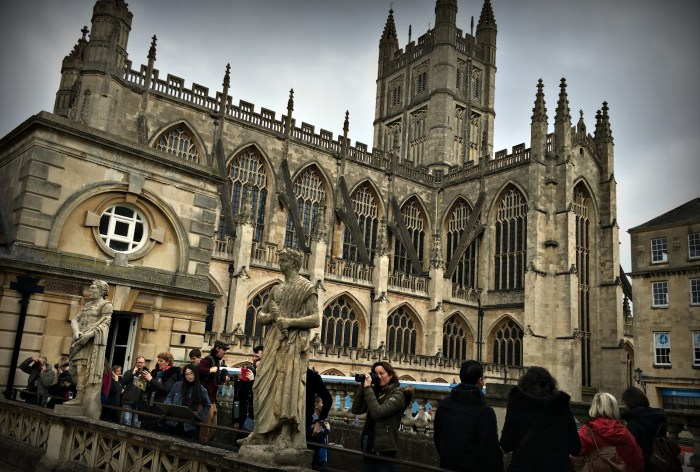 Things you should do during one day in Bath, England