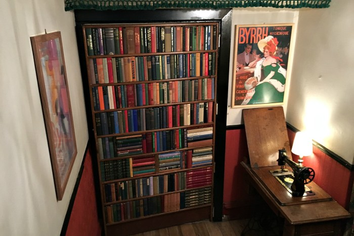 Where to find a speakeasy in Edinburgh