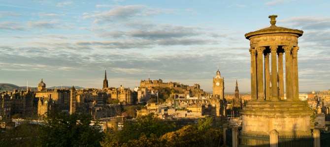 How to Plan an Awesome Girls' Weekend in Edinburgh
