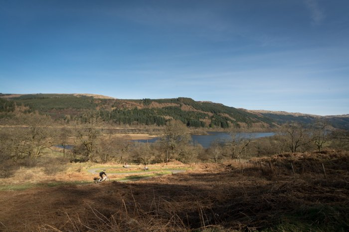National Cycle Route 7 is an Easy Family Bike Rides in England and Scotland