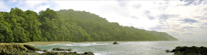 Corcovado National Park is ideal part of Costa Rica with kids