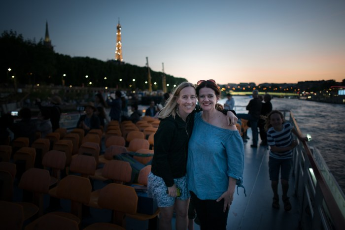 Seine River cruise is a must do in Paris