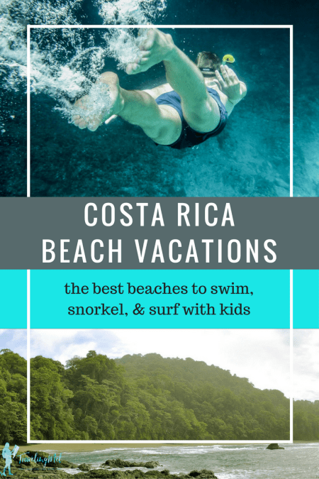 Planning a trip to Costa Rica with kids? We'll share the best places to visit in Costa Rica and help you plan your Costa Rica vacations at the beach.