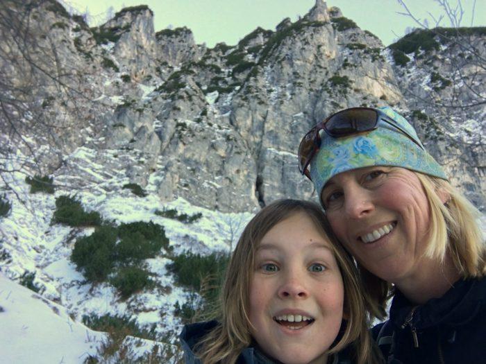 climbing predigstuhl in germany