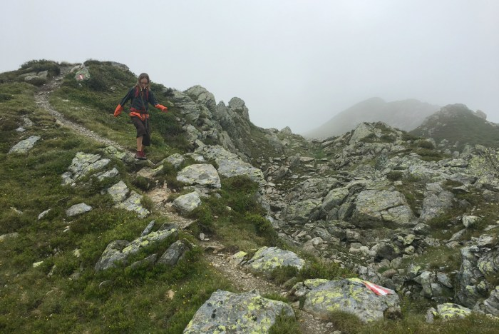 austria hikes