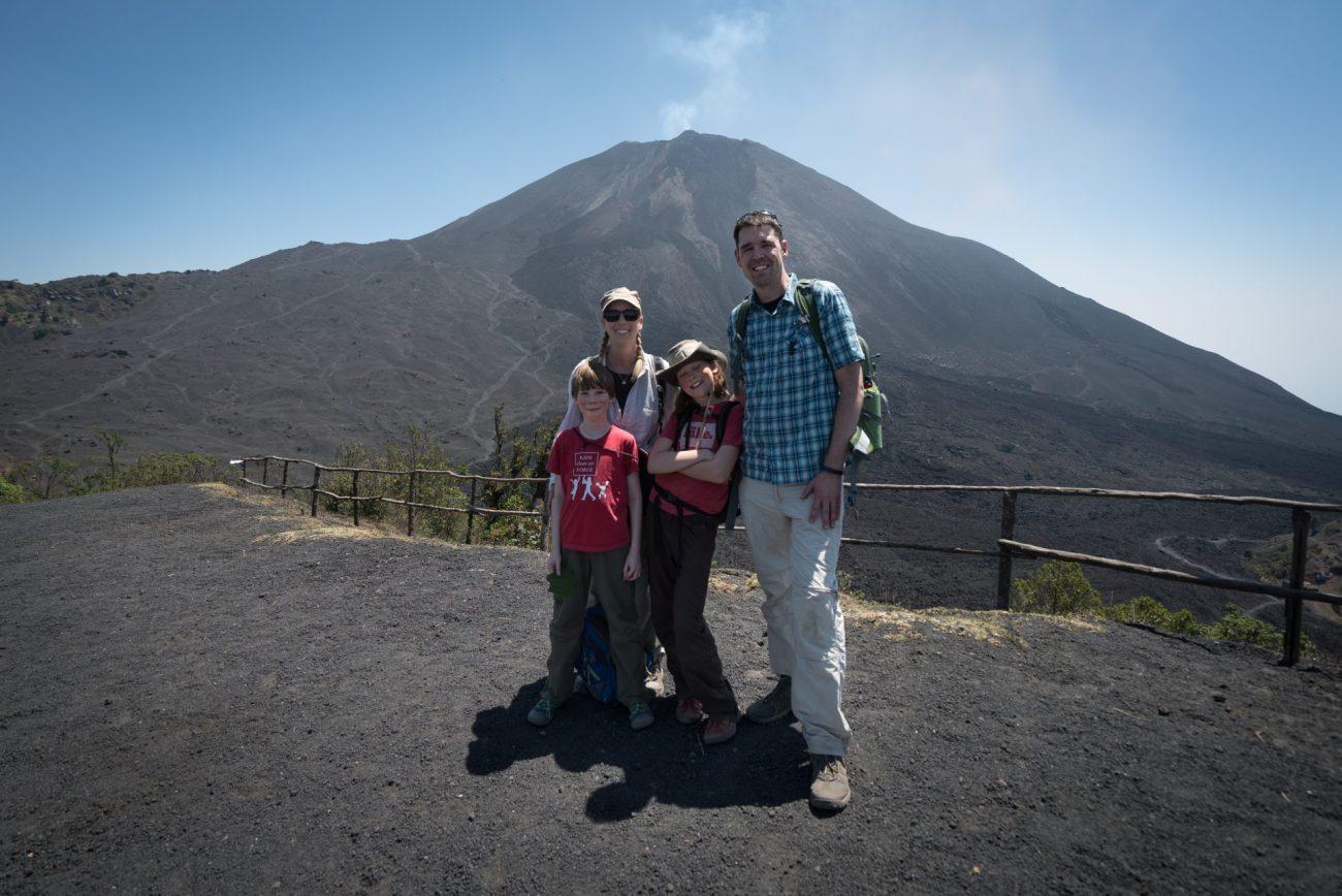 Hiking Volcan Pacaya Guatemala