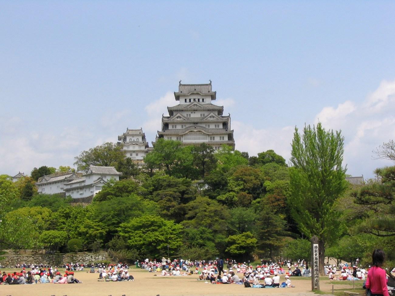 Himeji Castle, Hyogo Prefecture, Japan David from Paid Surveys Fanatic