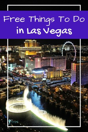 Las Vegas can be expensive, but there are also lots of things to do in Vegas for free. From free Vegas shows, to fun free things to do on the Las Vegas Strip, to free walking tours, and more. #lasvegas #budgettravel   Top Ten Free Things to Do in Las Vegas   Free Las Vegas