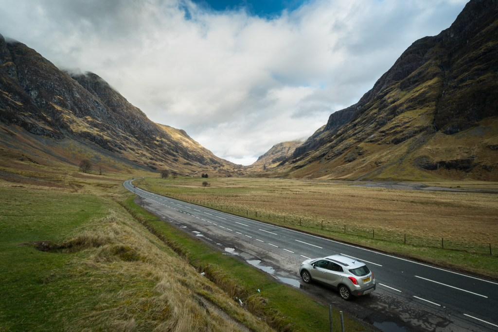 Best of Scotland itinerary glencoe