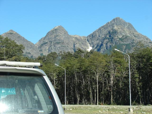 Argentine border again