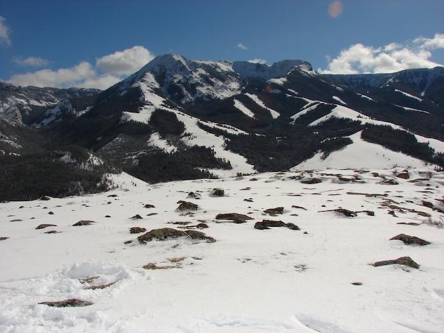 View from Break Spot