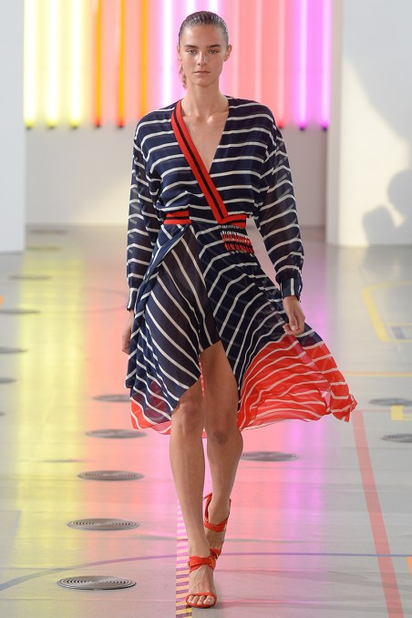 How To Strut Your Stripes