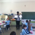 teaching in spain