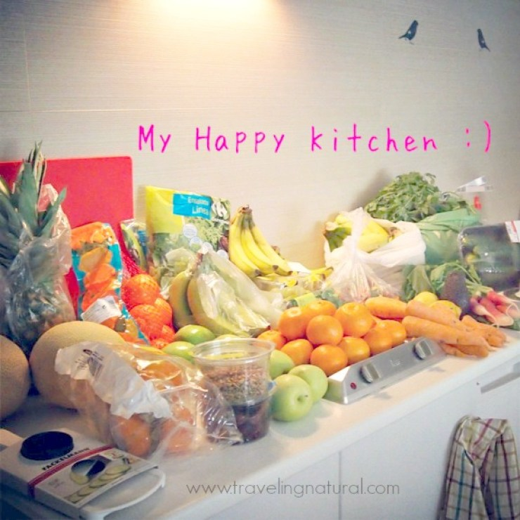 happy kitchen pic