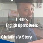 English Opens Doors