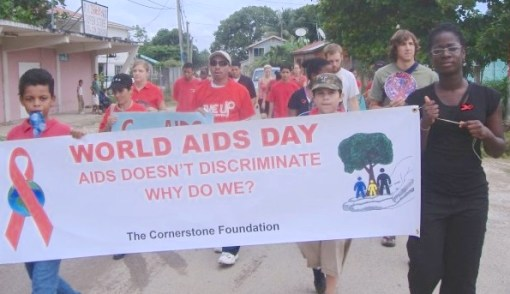 AIDS Walk, 2007