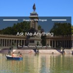 Ask Me Anything: TEFL Certificate
