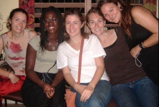 Volunteer Dinner, 2007