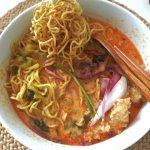 curry ramen bowl