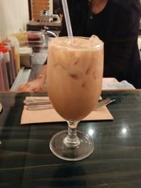 Medina Cafe: Iced Latte