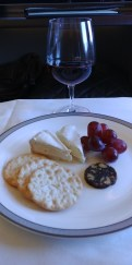Cheese Plate with Port