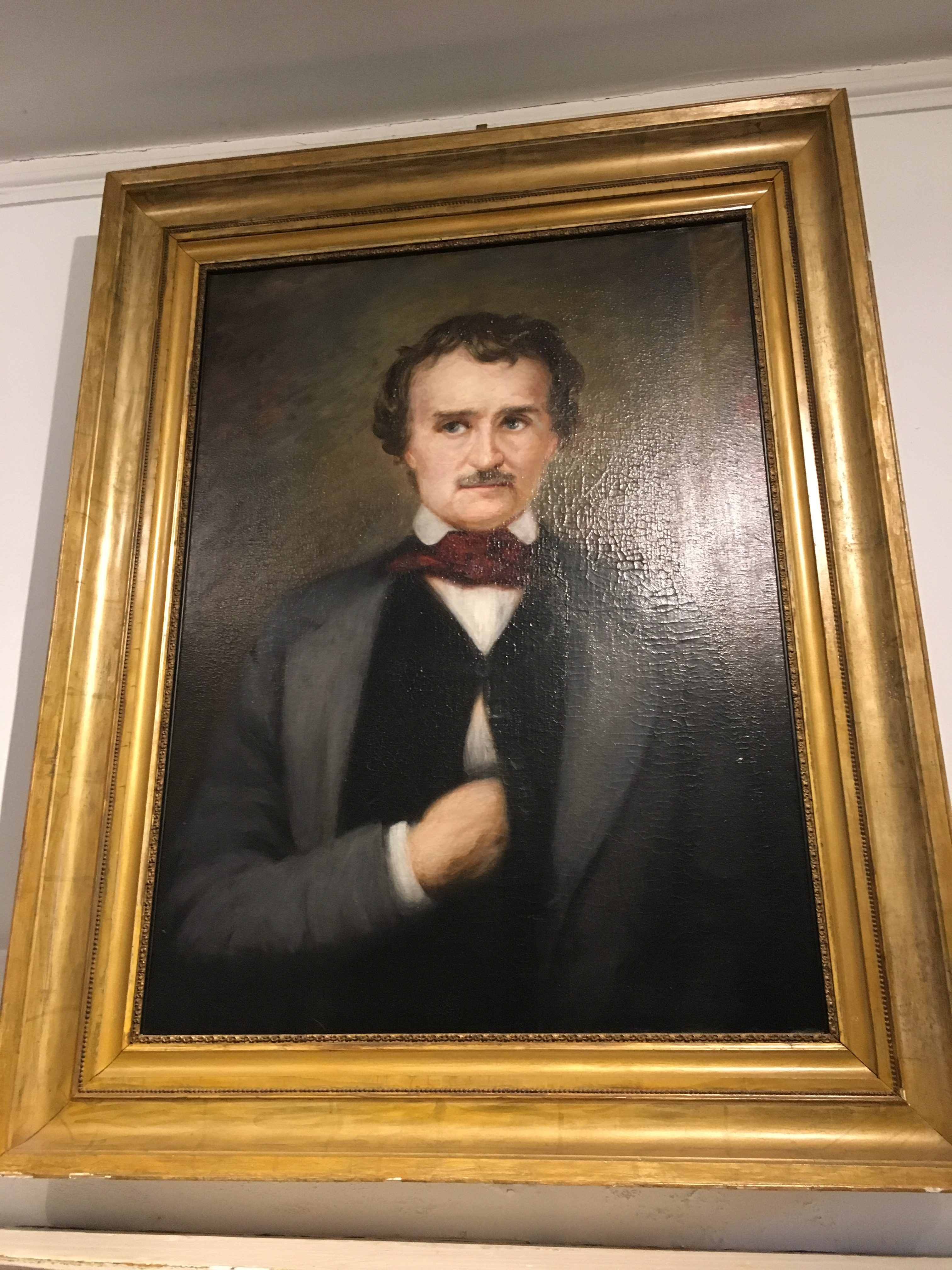 Why virginia traveling np apparently edgar allan poe had lived in richmond va with foster parents after his birth parents passed away jeuxipadfo Gallery