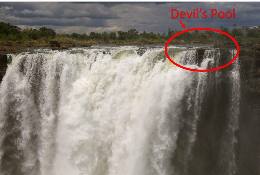 Devil S Pool Victoria Falls Accidents