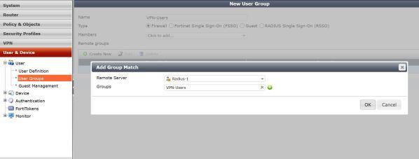 User-group