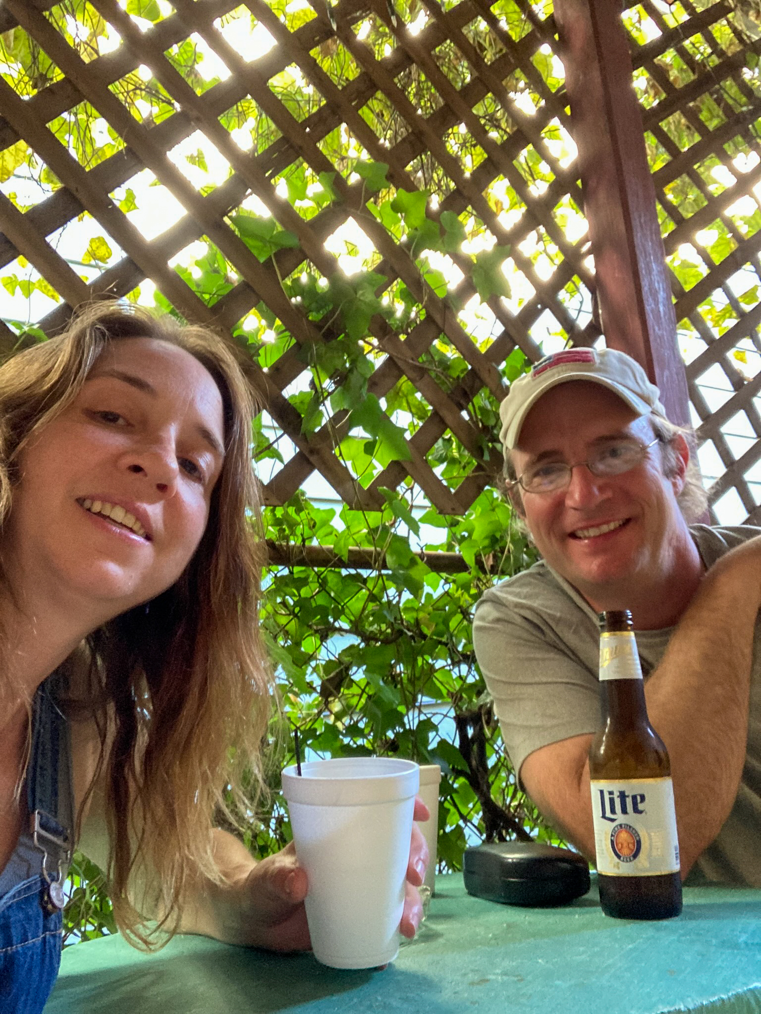The Corner bar near Natchez Trace Parkway