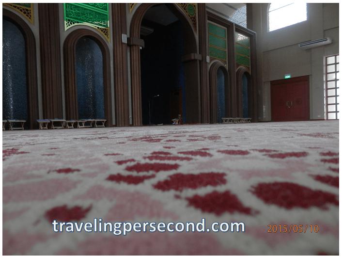 masjid bandara