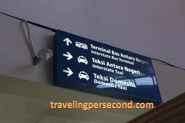 Terminal Bas Antara Negeri