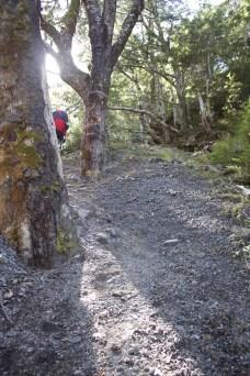 Proof of uphill