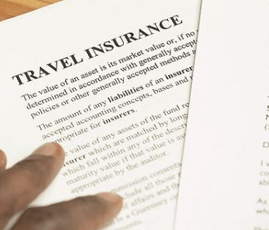 Travel Insurance Common Carrier