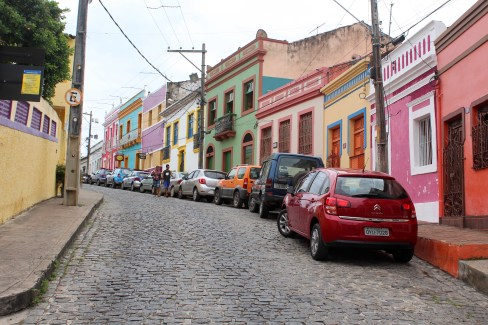 Colonial Streets of Olinda