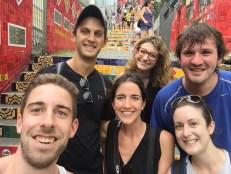 Touring Rio at Seralon Steps
