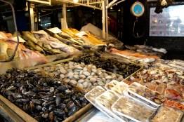 Santiago's Mercado Central Fish Market