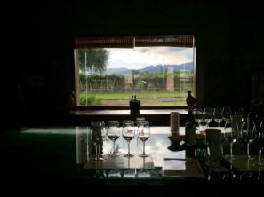 Tasting at Kaiken Winery