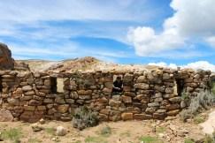 Incan Ruins on Isla del Sol