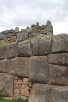Ruins at Saksaywaman