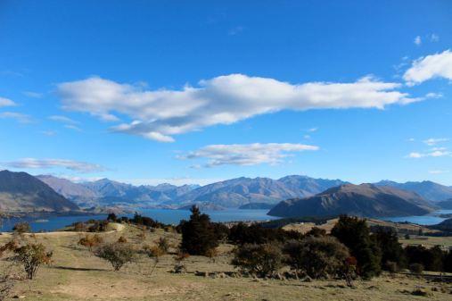 Mount Iron Near Wanaka
