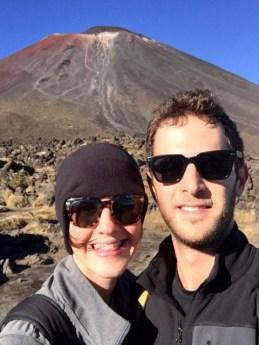 """Tongariro Hike - Pre-Hike Up """"Mount Doom"""""""