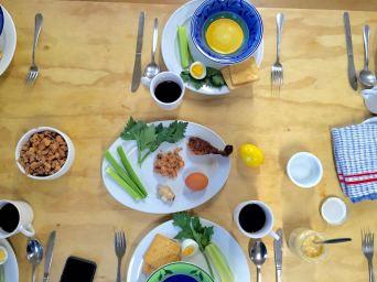Passover Seder in Franz Joseph