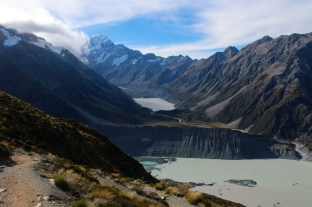View From Mount Cook Hike
