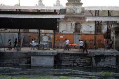 Cremation at Pashupatinath Temple
